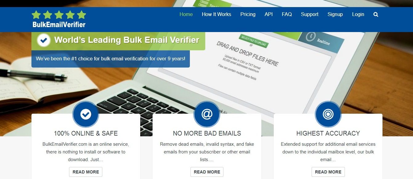BulkEmailVerifier-Email-Checker