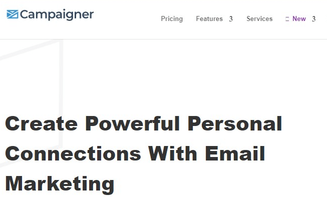 Campaigner Email Marketing Services