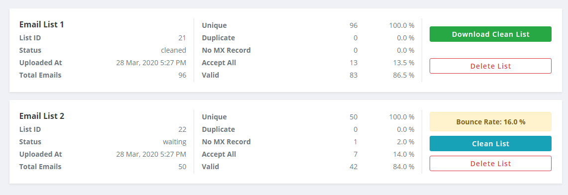 Clearalist-Bulk-Email-Verifier