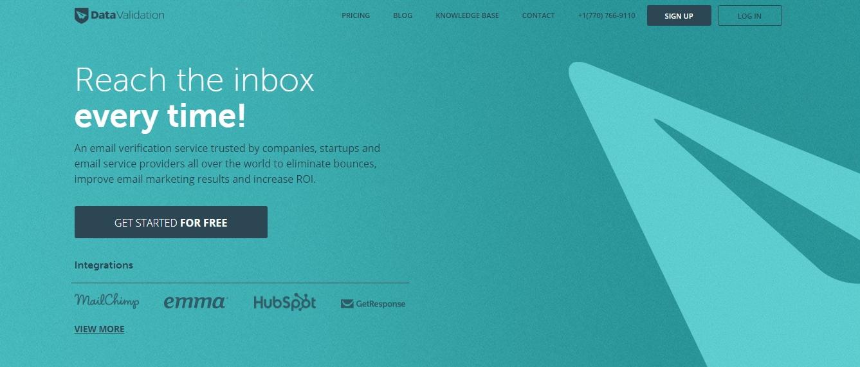 DataValidation-Email-Checker