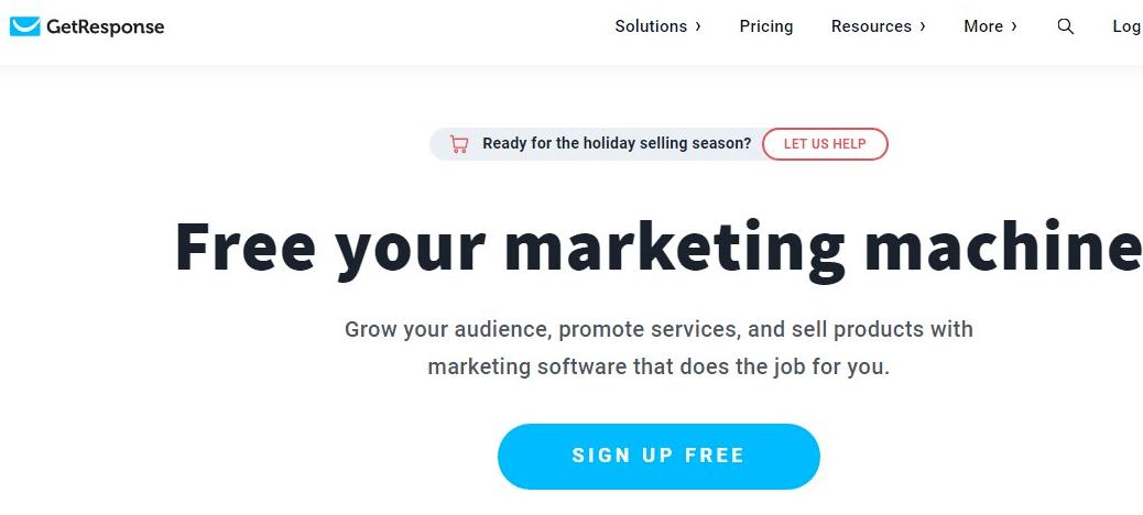 GetResponse Email Marketing Service
