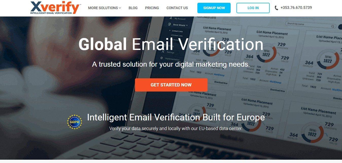 Xverify-Email-Checker