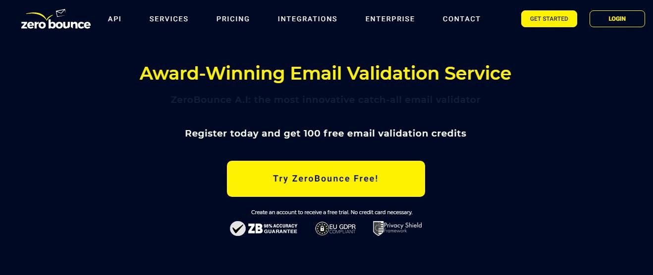 ZeroBounce-Email-Checker